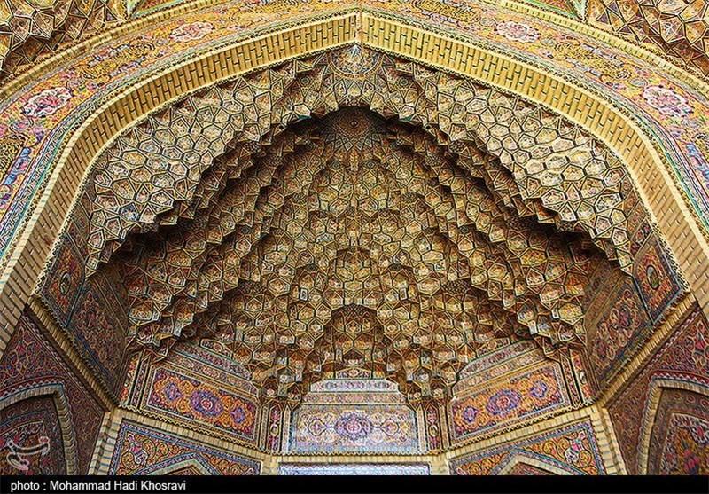 کاشی هفت رنگی که در ۸۰درصد مساجد بهکار رفته است/زیباترین کاشی برای کدام مسجد ایران است