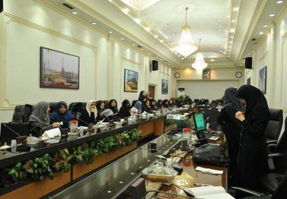برگزاری کارگاه ارتقا سلامت بانوان به میزبانی شرکت مهندسی و توسعه گاز ایران