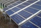 تولید ساعتی ۳۱۰ کیلو وات برق در این نیروگاه خورشیدی