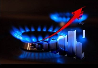 رکورد مصرف گاز در اصفهان شکسته شد