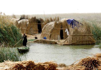 احتمال هدایت آب تالاب هورالعظیم به سمت بخش عراقی
