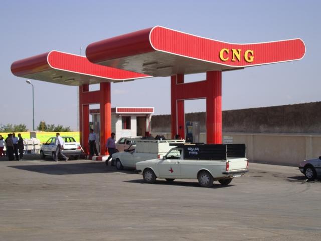 صرفه جویی با جایگزینی CNG بجای بنزین
