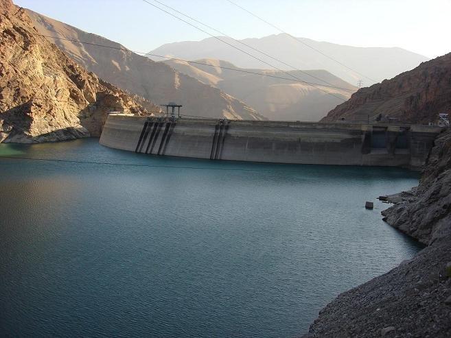 وضعیت آب تهران نارنجی است