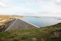 آغاز مرحله سوم رهاسازی آب از سد مخزنی بوکان به سمت دریاچه ارومیه