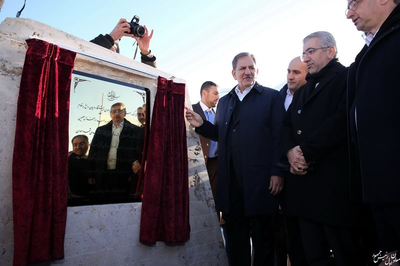3 نیروگاه خورشیدی در استان همدان بهبهرهبرداری رسید/افزایش ظرفیت نیروگاههای خورشیدی همدان به 45 مگاوات