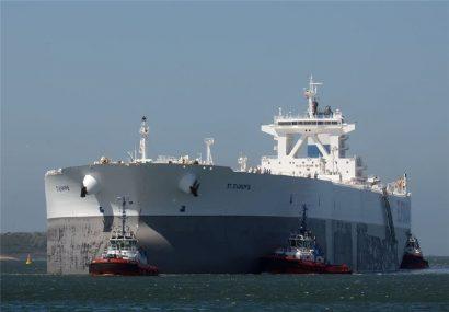 رکوردشکنی آمریکا در صادرات نفت به اروپا