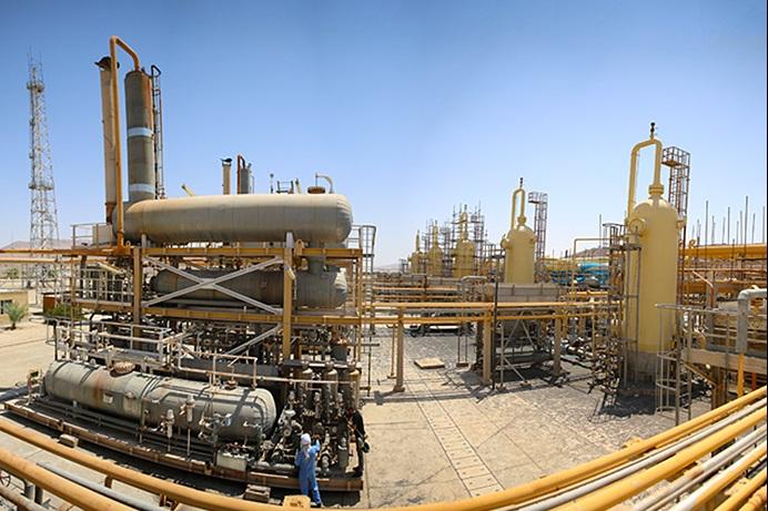 پیگیری برنامه تولید زودهنگام در میدانهای گازی پازن و مدار