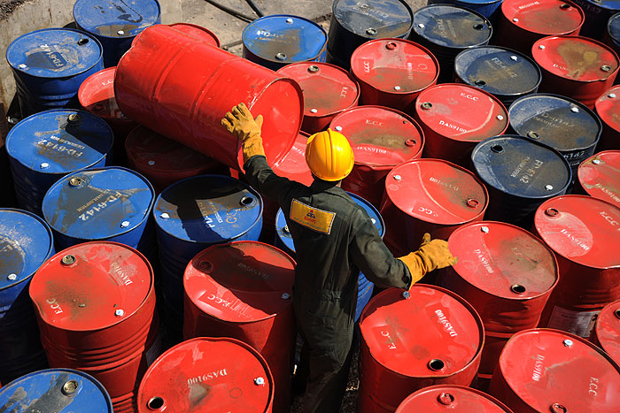 افت قیمت نفت در پی رکوردشکنی صادرات نفت آمریکا