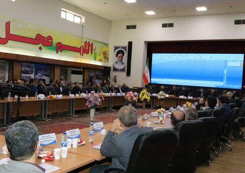 برگزاری نشست پیشبینی بهرهدهی چاههای نفت و گاز مسجدسلیمان