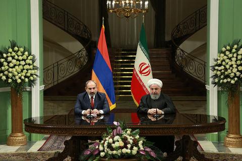 افزایش صادرات گاز به ارمنستان با امادگی ایران