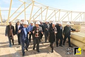 فروچالهها و مصرف مازوت نیروگاه شهید مفتح پیگیری میشود
