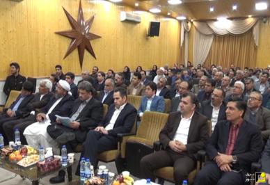 معارفه مدیر عامل جدید برق منطقهای سیستان و بلوچستان