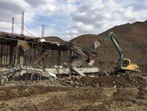 آزادسازی 1000 متر مربع از بستر رودخانه تاررود دماوند