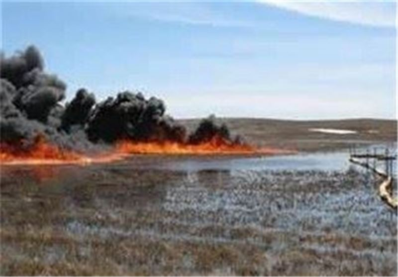 انفجار خط لوله نفت نیجریه ومفقودی تعداد زیادی