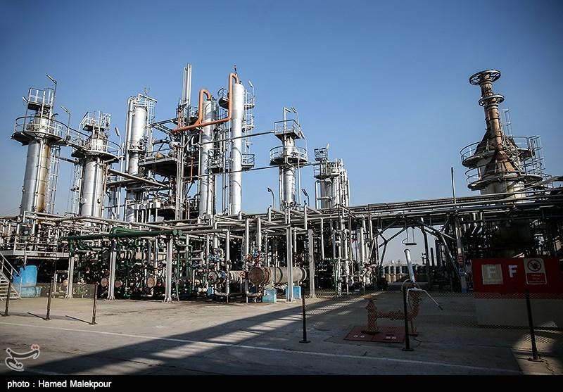 پایداری و ارتقای تولید در پالایشگاه گاز ایلام