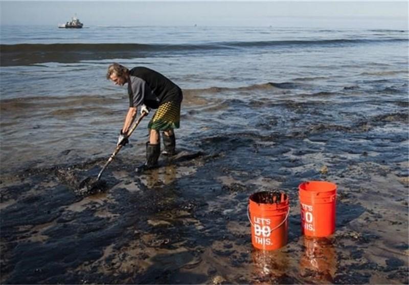 تلاش برای اتمام طولانیترین نشت نفت تاریخ در آمریکا