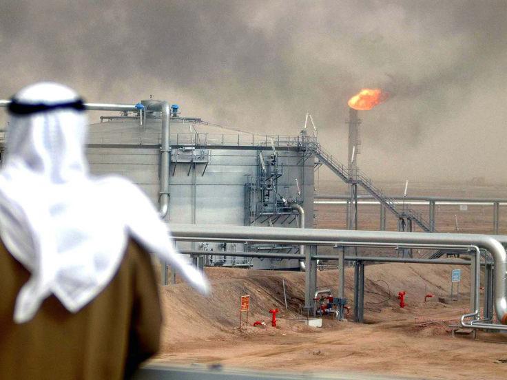 ادامه ی کاهش تولید نفت خام عربستان