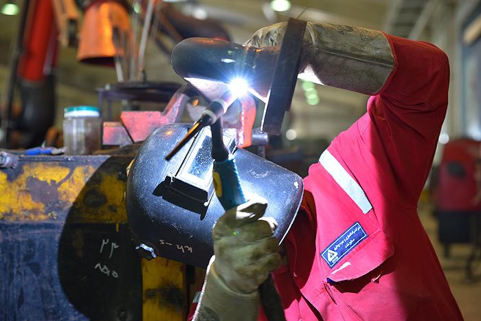 پالایشگاه گاز ایلام سالانه بیش از ۱۵۰۰ مورد تجهیزات ابزار دقیق تعمیر می کند