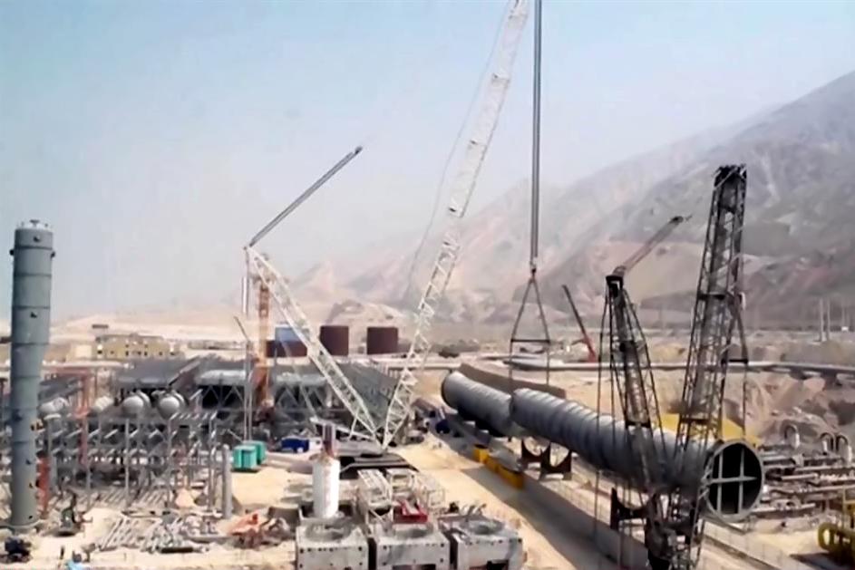 هدف شرکت ملی گاز ایران در ارتقای توان سازندگان ایرانی