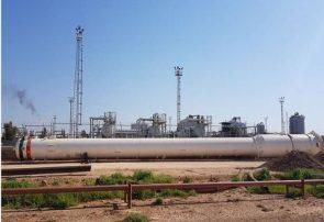 انتقال گاز از زیر بستر دریا به جزیره شیف بوشهر
