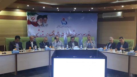 برگزاری مانور سراسری مقابله با شرایط اضطراری در منطقه ویژه اقتصادی پتروشیمی
