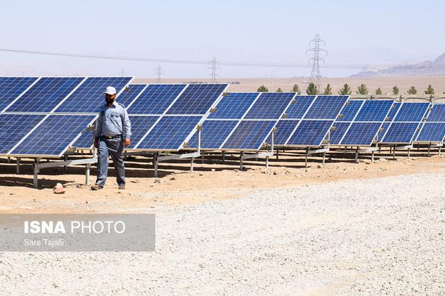 نیروگاههای خورشیدی کوچک کمک حال برق ایران