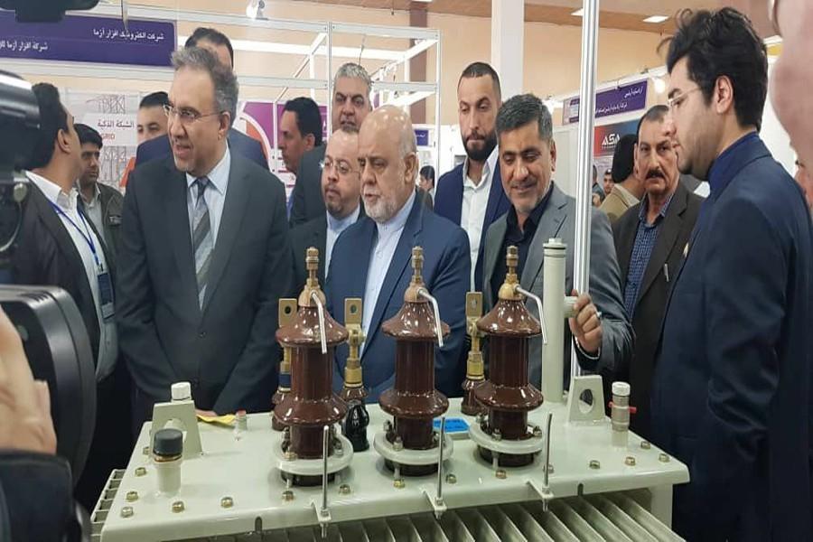 گشایش نخستین نمایشگاه تخصصی برق ایران در بغداد