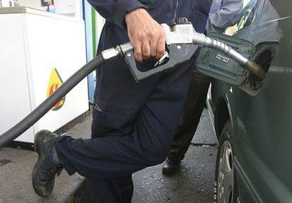 افزایش مصرف بنزین در گیلان