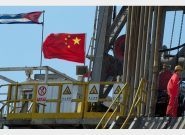 گوشه چشم چین به حیاط خلوت نفت آمریکا