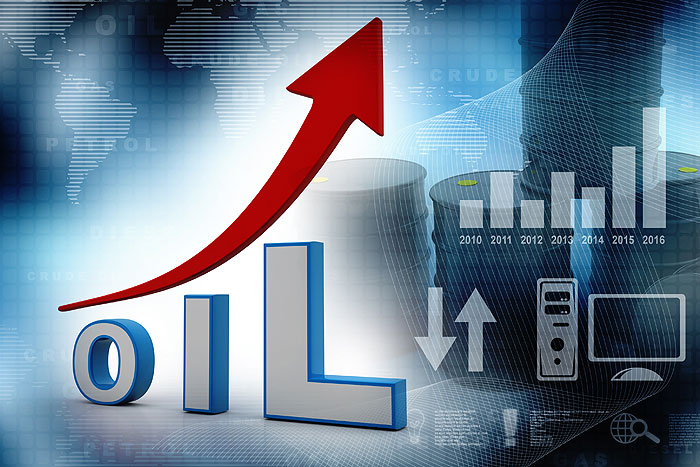 سیرصعودی قیمت جهانی نفت در آخرین هفته فروردین 98