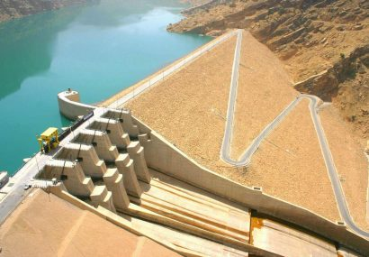 رشد ۵ هزار مگاواتی تولید برق نیروگاه های آبی