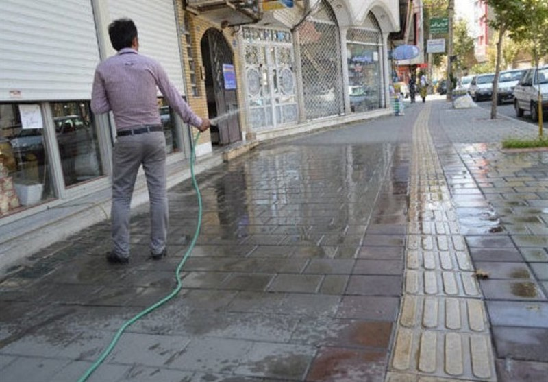 سرانه مصرف آب در بهارستان ۳ برابر استاندارد کشوری است