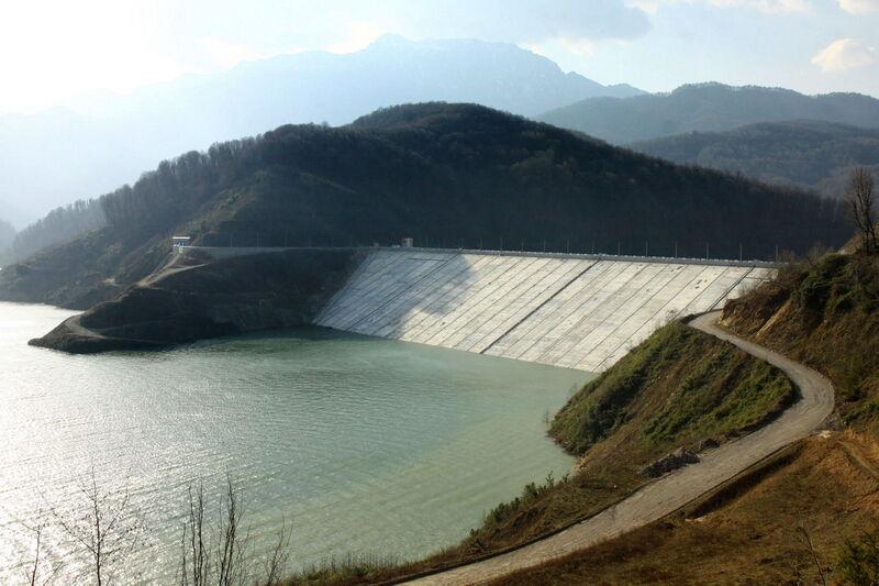 حجم آب مخزن سدهای کشور باز هم کاهش یافت