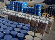 ۱۰۰ هزار لیتر سوخت قاچاق در کهریزک کشف شد