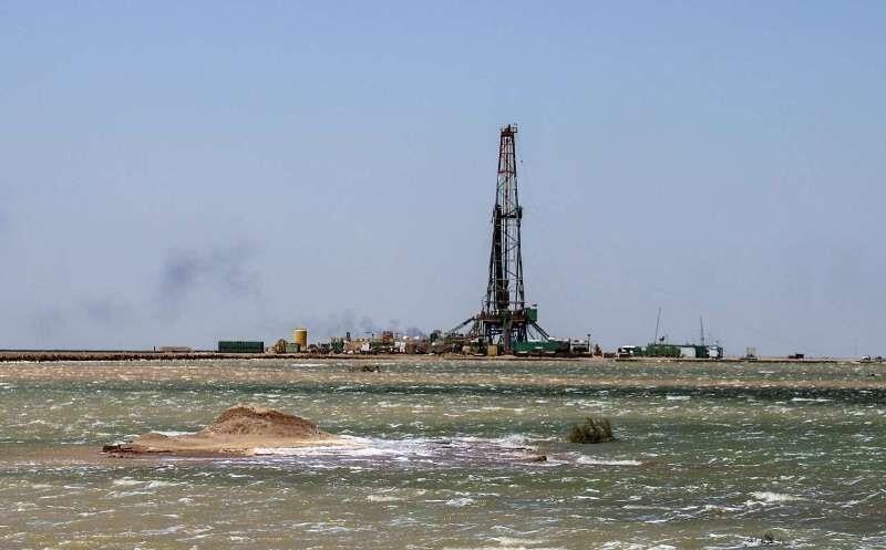 حفاری ۱۲۴ حلقه چاه نفت و گاز در یک سال