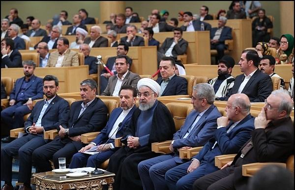 افتتاح طرحها و پروژههای زیربنایی آب و برق روستایی با دستور دکتر روحانی