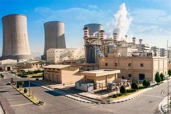 افزایش ۱۰۰۰ مگاواتی ظرفیت تولید برق حرارتی