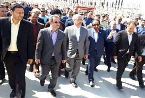 پروژه پست برق ۴۰۰ کیلووات «کوثر» در ملارد افتتاح شد