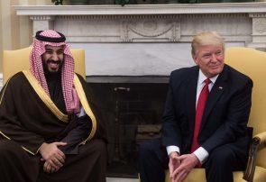 آمریکا و نفت خاورمیانه