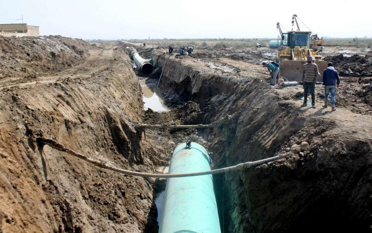 ۳۷ میلیارد تومان برای انتقال آب سد ماملو به نیروگاه پاکدشت اختصاص یافت