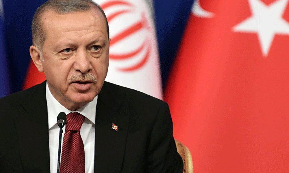 اردوغان: به خرید گاز از ایران ادامه خواهیم داد