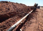 خط ششم سراسری انتقال گاز آماده بهره برداری است