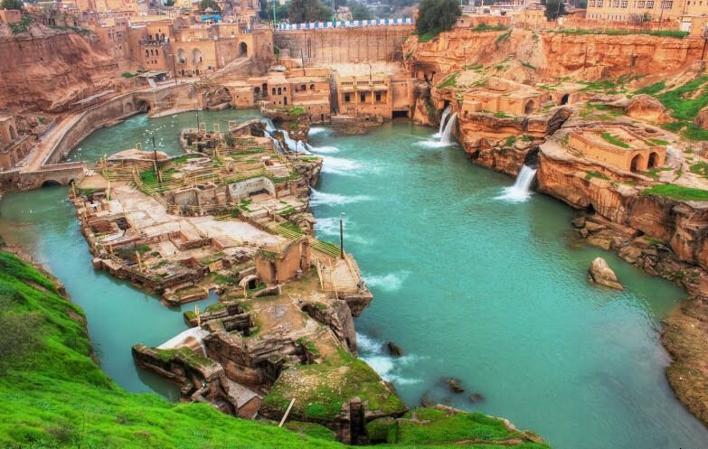۴سازه تاریخی آبی ایران در کمیسیون بینالمللی آبیاری و زهکشی ثبت جهانی شد