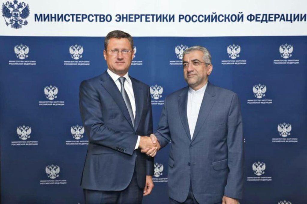 روسای کمیسیون همکاریهای تهران و مسکو بر تسریع پروژههای دوجانبه تاکید کردند