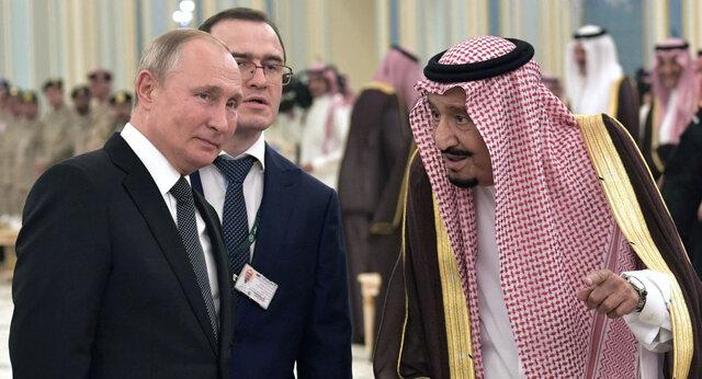تحکیم نفوذ روسیه بر مهمترین منطقه نفتی جهان