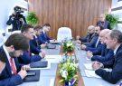 دیدار دوجانبه وزیران نفت و انرژی ایران و روسیه