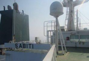تکذیب نشت نفت از نفتکش SABITI