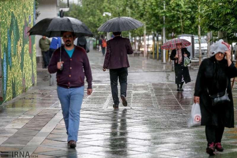 میزان بارشهای کشور به ۲۳ میلیمتر رسید