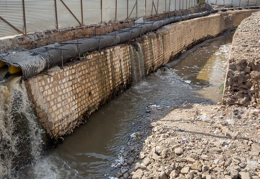 ۳۰ اکیپ آب منطقهای نقاط بحرانی تهران را رصد میکند