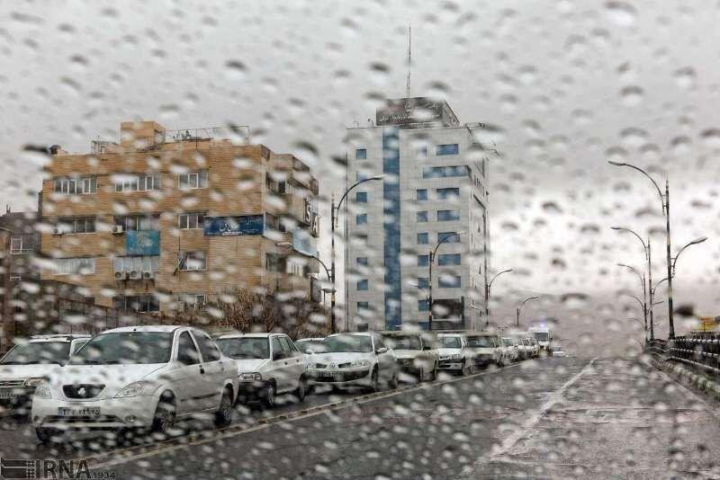 رشد ۳۳ درصدی بارندگیها نسبت به میانگین ۵۱ ساله